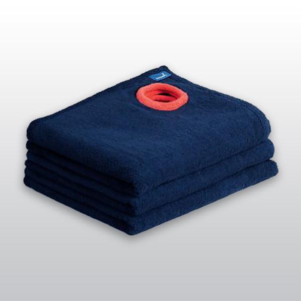 Handtuch von Studio 6277 blau
