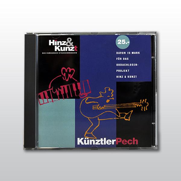"""Musik-CD """"KünztlerPech"""""""