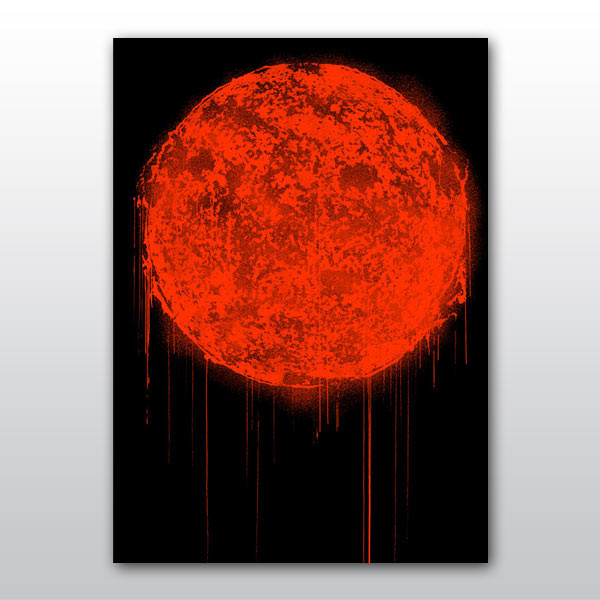 """The Sun"" Red - Victor Ash"
