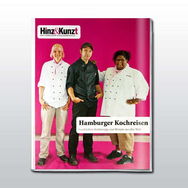 "Sonderheft ""Hamburger Kochreisen"""