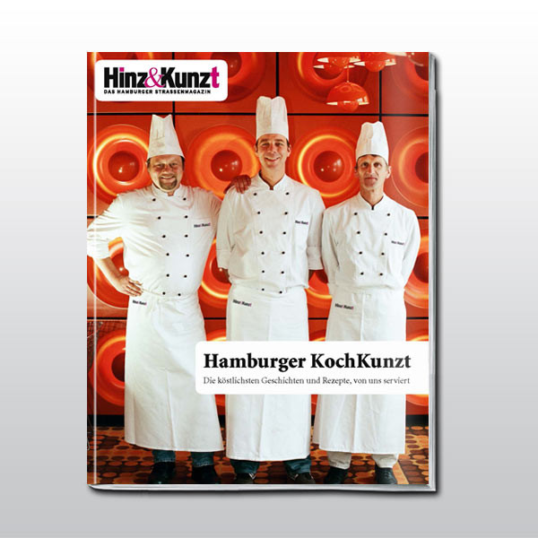 """Sonderheft """"Hamburger KochKunzt"""""""