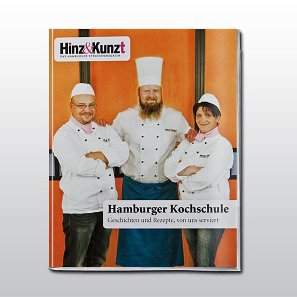 "Sonderheft ""Hamburger Kochschule"""