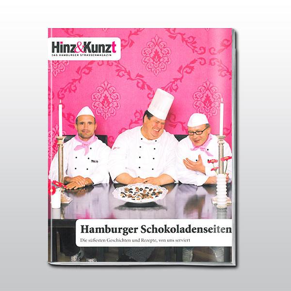 """Sonderheft """"Schokoladenseiten"""""""