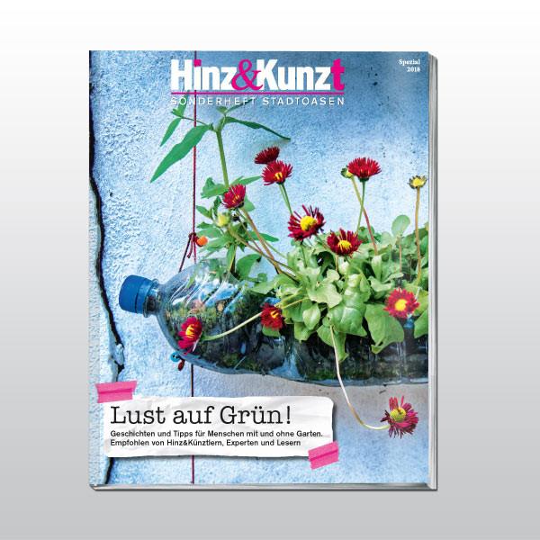 """Sonderheft """"Lust auf Grün"""""""