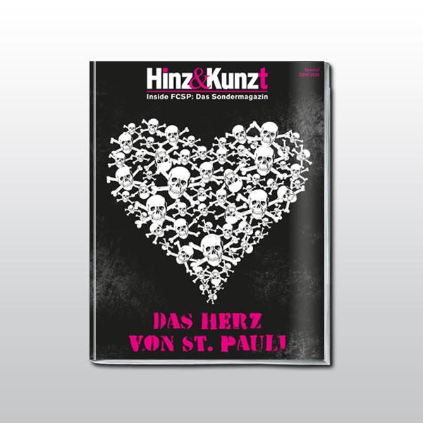 """Sonderheft """"Das Herz von St.Pauli"""""""
