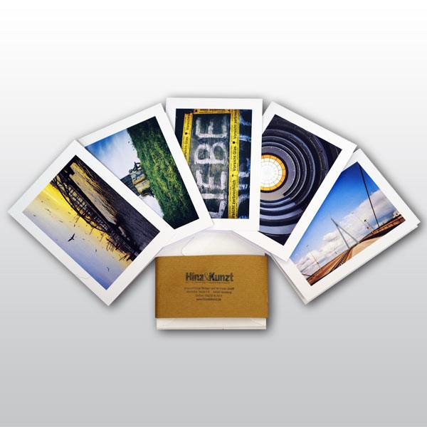 Kartenset Hinz&Kunzt-Fotografen #3