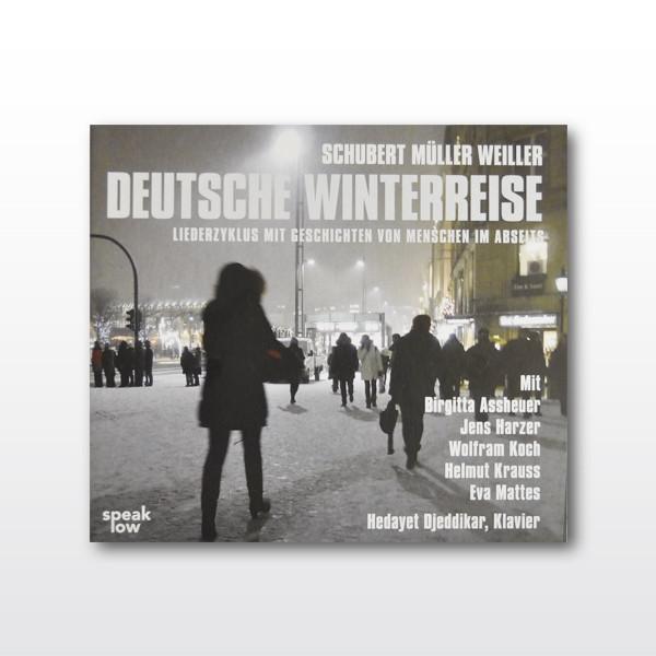 Deutsche Winterreise Liederzyklus