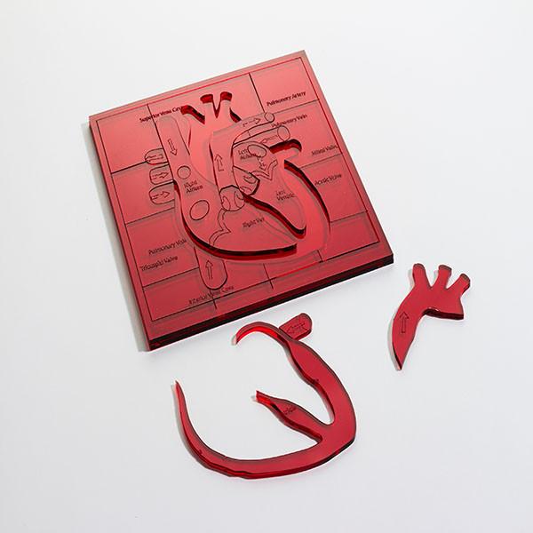 Puzzle Lunge