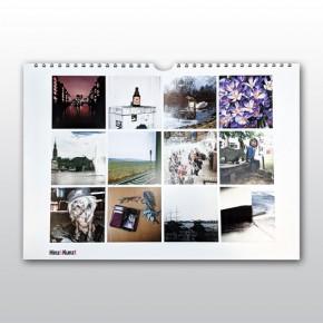 """Kalender """"Heimat, Helden, Hamburg"""" 2019"""