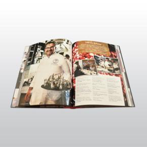 """Kochbuch """"Willkommen in der KunztKüche!"""""""