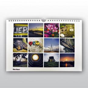 """Kalender """"Fotosafari"""" 2020"""