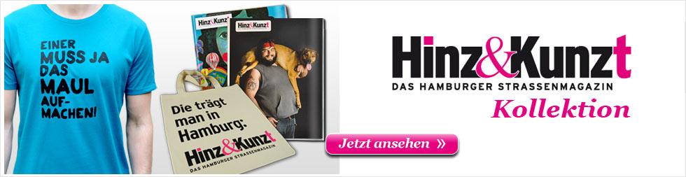 Hinz&Kunzt Produkte