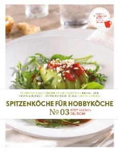 TNT Post Kochbuch Spitzenköche für Hobbyköche_Titelseite