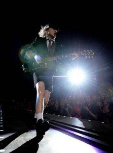 AC/DC-Gitarrist Angus Young, Foto: actionpress