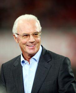 "Der ""Kaiser"" Franz Beckenbauer"