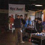 Alle Tische besetzt beim zweiten Hinz&Kunzt-Kickerturnier