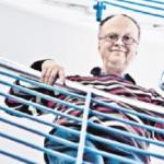 Der Krimiautor Jürgen Ehlers liest am 8. Dezember in Altona zugunsten von Hinz&Kunzt.