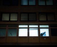 Städtisches Winternotprogramm in der Spaldingstraße: Schon am ersten Tag 159 von 160 Betten belegt.