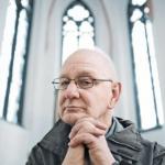 Nimmt sich für den Kirchentag eine Auszeit: Hinz&Künztler Holger. Foto: Dmitrij Leltschuk