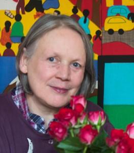 """Ilona Gaus: """"Mich begeistert der Gedanke, mein Leben mit den Menschen zu teilen."""""""