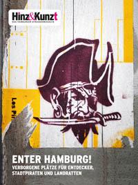 Schön gestaltet, toll zu lesen: Sonderausgabe zu Hamburgs versteckten Plätzen