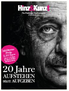 """Ausgezeichnet: Unser Novembertitelblatt wurde von New Business zum """"Cover des Monats"""" gekürt."""