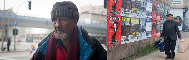 Mit dem Ende des Winternotprogramms setzt die Stadt rund 700 Obdachlose wieder auf die Straße. Außer der überfüllten Notschlafstelle Pik As hat sie auch Menschen mit so genanntem Rechtsanspruch auf Unterbringung nichts anzubieten
