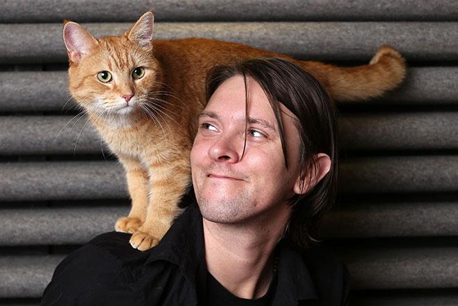 Street Cat Named Bob Big Issue