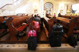 Oft die letzte Zuflucht für Flüchtlinge vor der Abschiebung: Kirchen. Bild: Christian