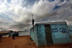 Der UNHCR und das WFP haben zu wenig Geld und mussten schon ihre Leistungen kürzen. Noch schlechter als den Menschen hier in Zaatari geht es den Flüchtlingen in den Städten.