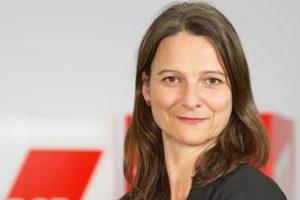 Die Hamburger DGD-Vorsitzende Katja Karger. (Foto: DGB)