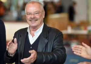 Dr. Jürgen Mantell, Hamburger Sportbund: