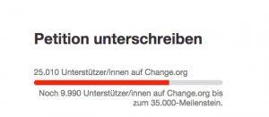 petition-schreenshot