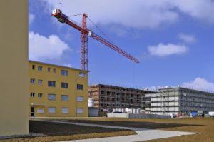10.000 neue Wohnungen pro Jahr, davon 30000 Sozialwohnungen sollen in Hamburg gebaut werden.