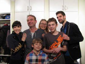 Sophie und Léonard von Carrousel haben sich direkt in die Herzen von Ulrich und seiner Familie gespielt. Foto: UJO.