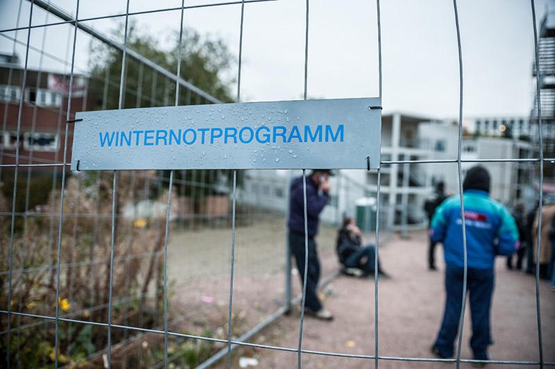 Winternotprogramm Hamburg
