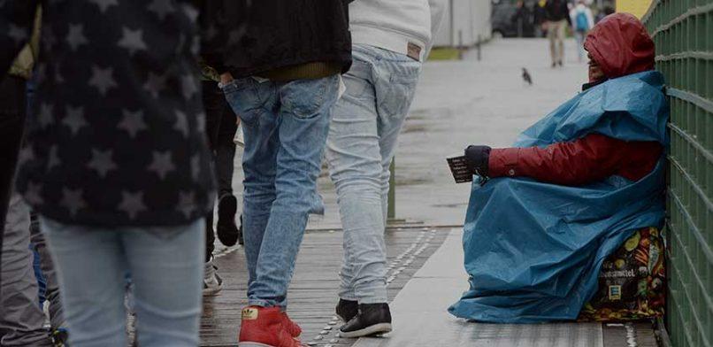 Wer bitte ist freiwillig obdachlos?