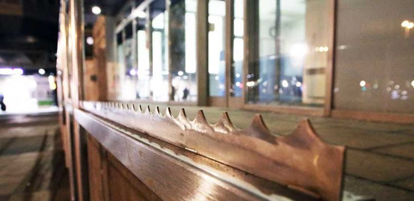 Zacken gegen Trinker am Hauptbahnhof