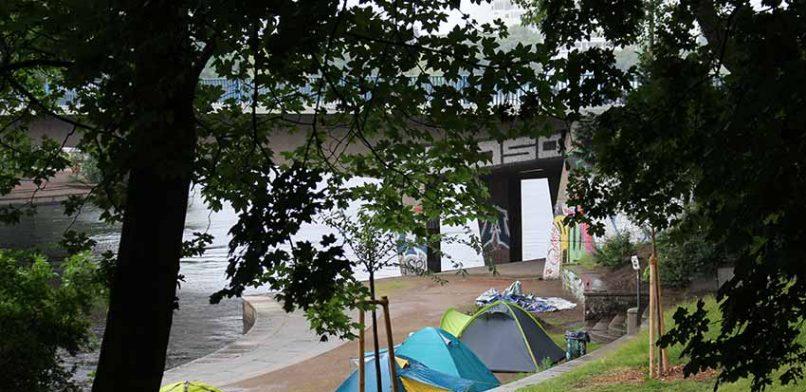 Wohlfahrtsverbände fordern Kehrtwende in der Obdachlosenhilfe