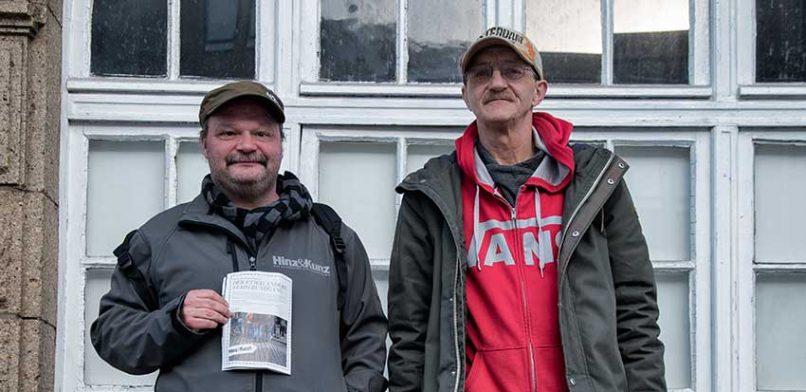 Hamburg mit den Augen von Obdachlosen
