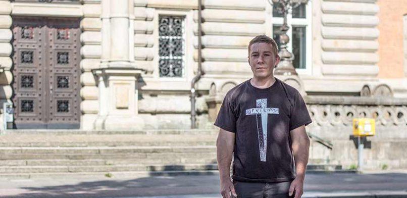 Obdachloser sagt vor Gericht aus