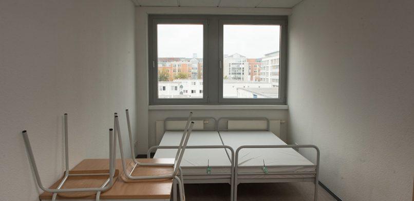 Neue Unterkunft in der Friesenstraße vorgestellt