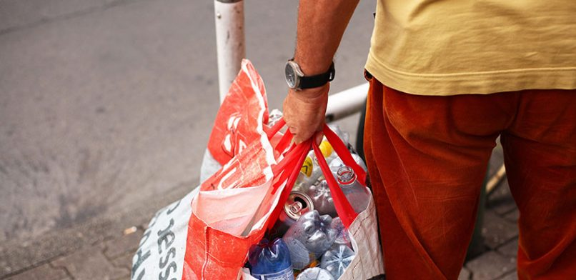 Getränke Lehmann Welle Der Solidarität Für Flaschensammler Hinzkunzt