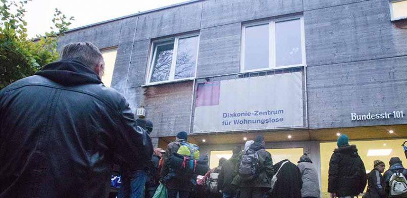 Was Sie über Obdachlosigkeit in Hamburg wissen müssen