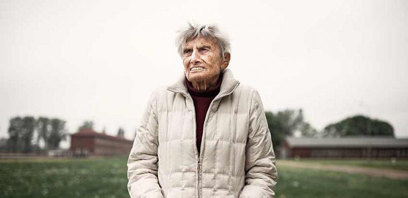 Margot Heuman hat Neuengamme überlebt