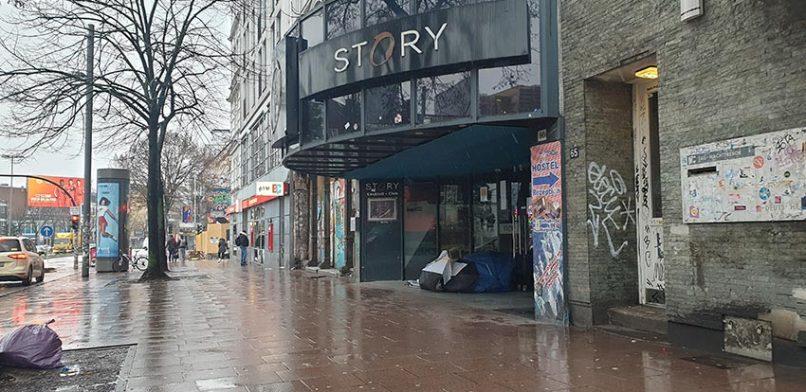 Das Sterben auf Hamburgs Straßen geht weiter